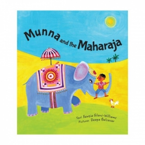 Munna and the Maharaja