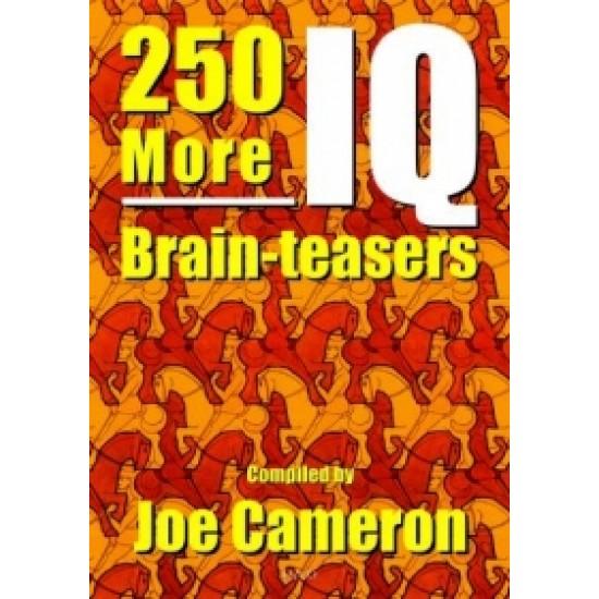 250 More IQ Brain-teasers
