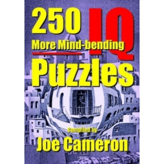 250 More Mind-bending IQ Puzzles