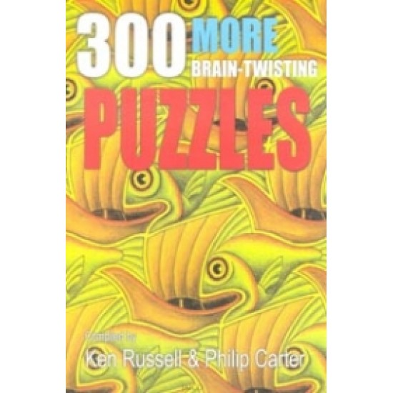 300 More Brain-Twisting Puzzles