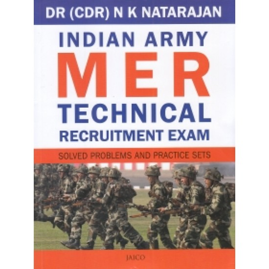 Indian Army MER Technical Recruitment Exam