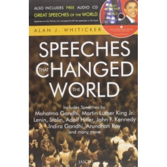 Speeches that Changed the World (With CD)