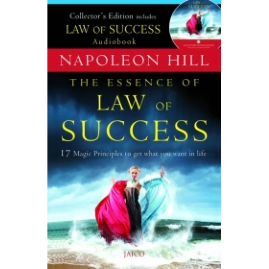 The Essence of Law of Success (With CD)