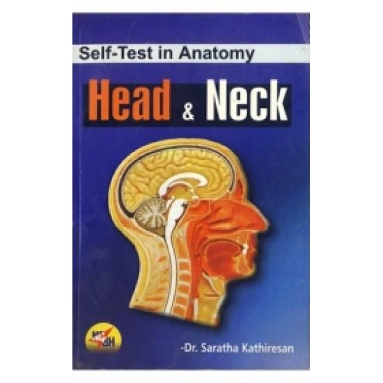 Self Test in Anatomy Head & Neck