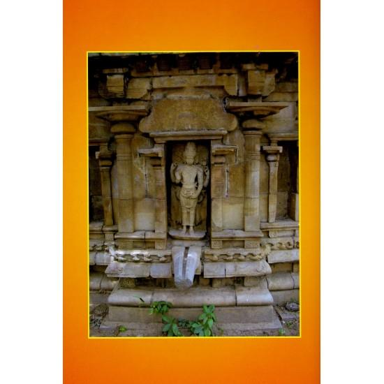 திருச்சென்னம் பூண்டி சடையார் கோயில்(ஆய்வு)