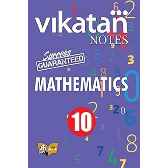 Vikatan Notes - Mathematics